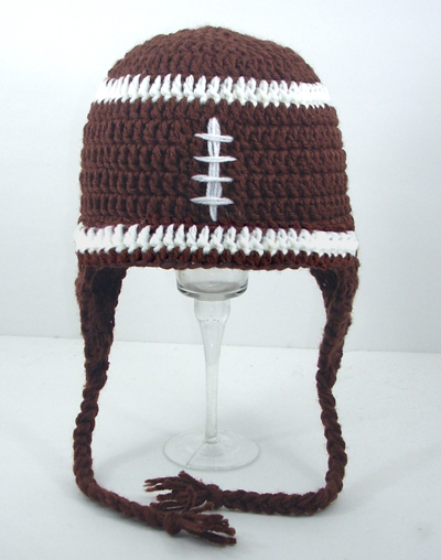 Football Earflap Hat